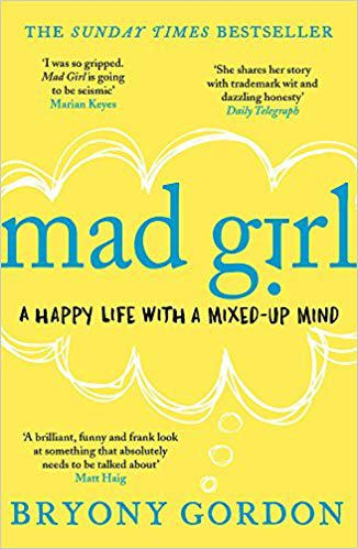 Cover of Mad Girl by Bryony Gordon