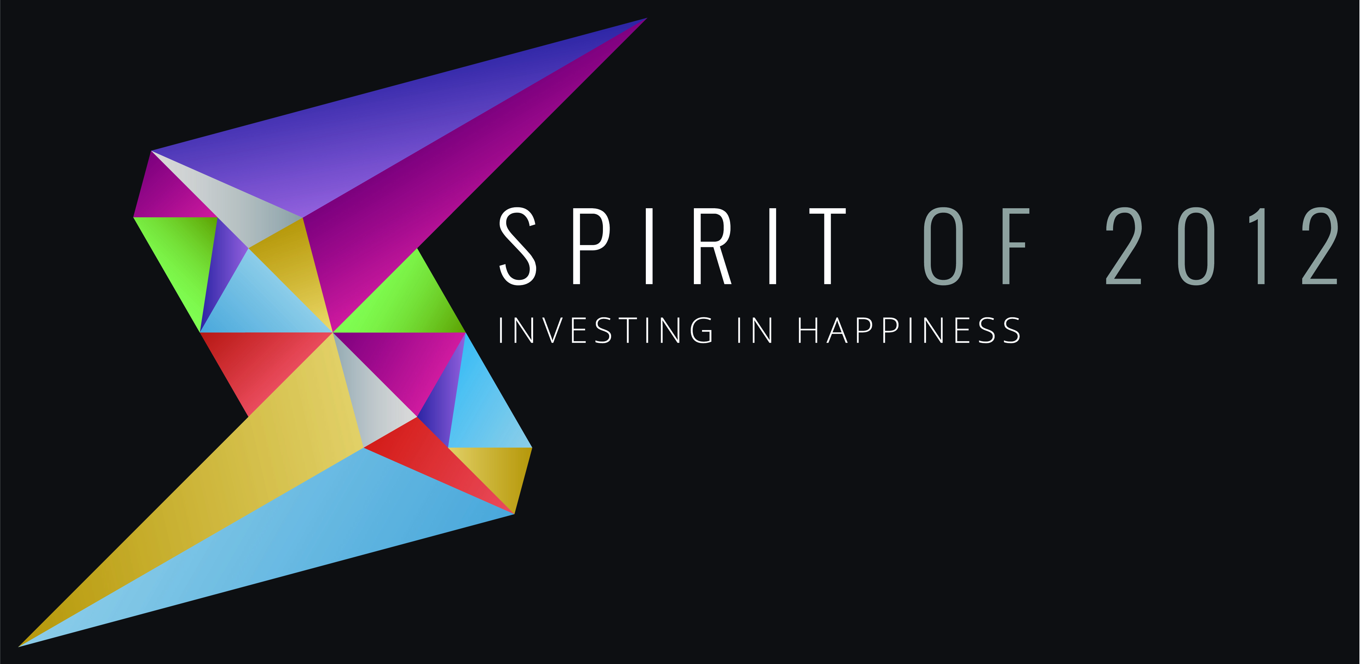 New Spirit logo in black