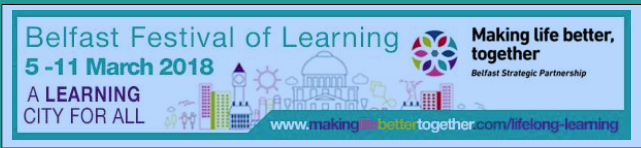 Belfast Festival of Learning Logo