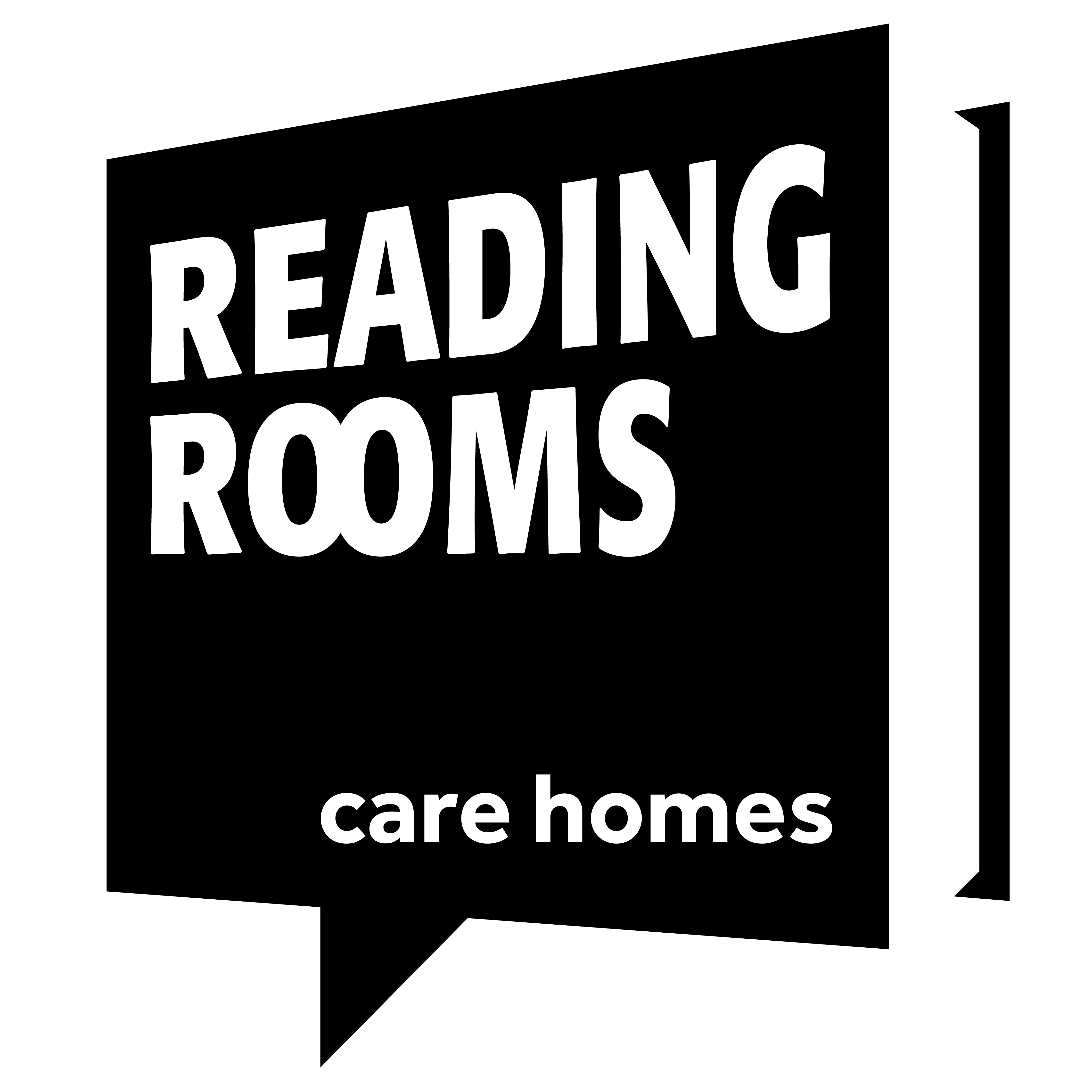 Reading Rooms care homes logo