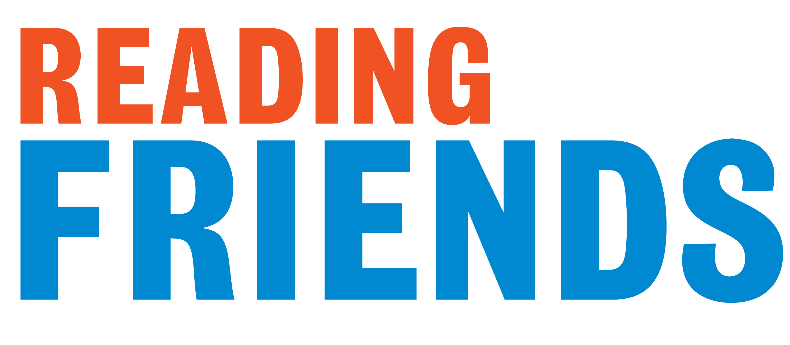 Reading Friends logo