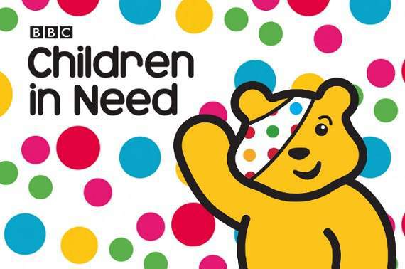 Children in Need 2018 logo