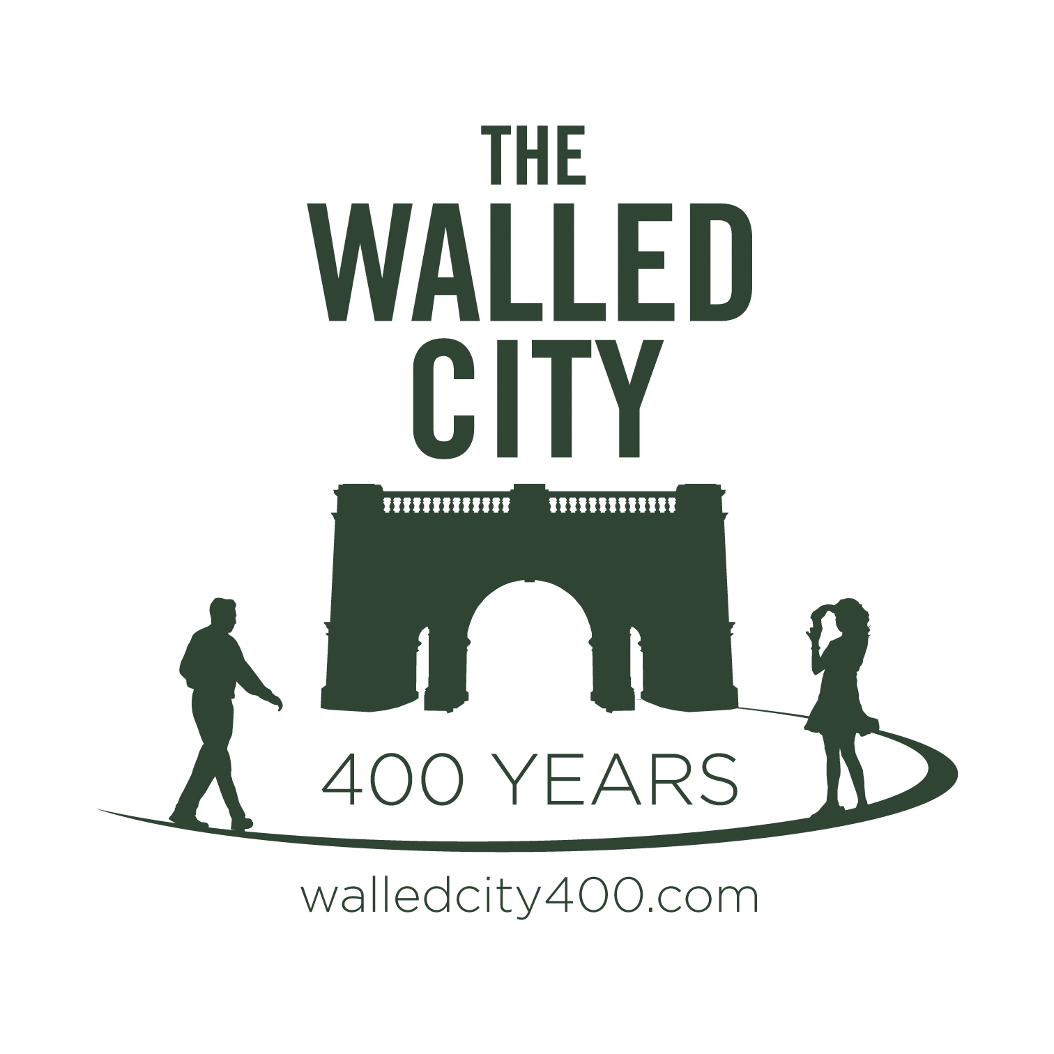 Walled City 400 logo