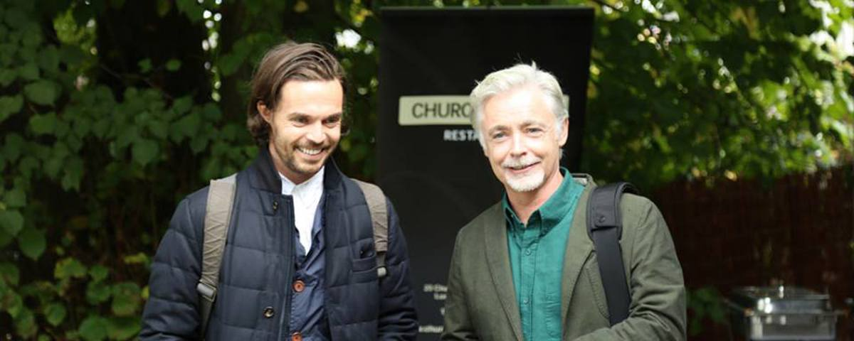 Oliver Jeffers and Eoin Culfer