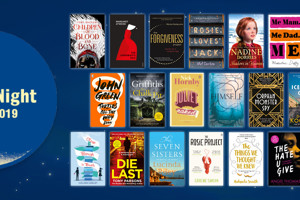 World Book Night 2019 covers of all the books