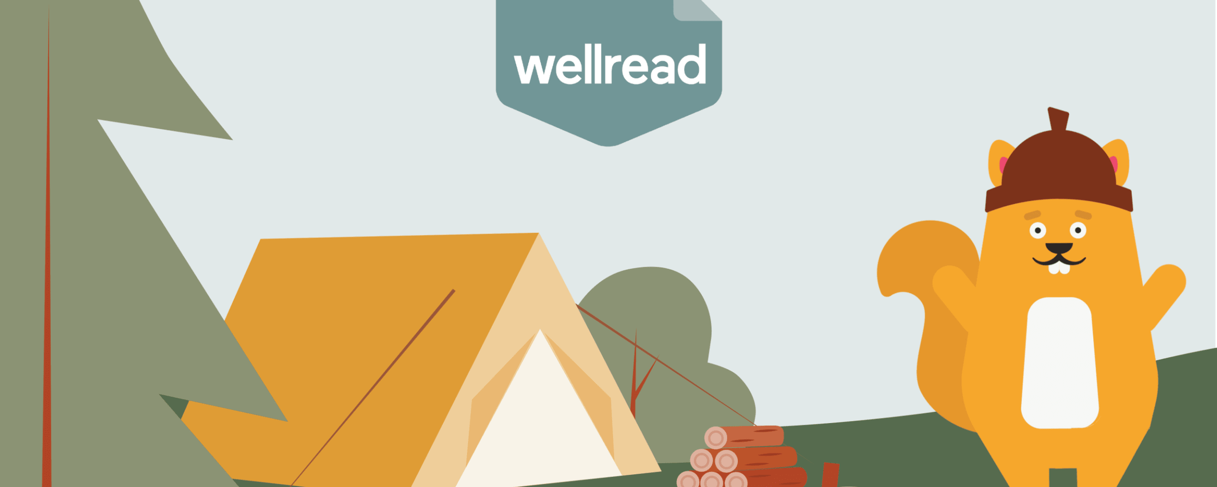 WellRead Digital Reading Rooms